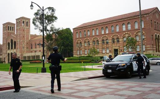 Attack in University of California, Los Angeles